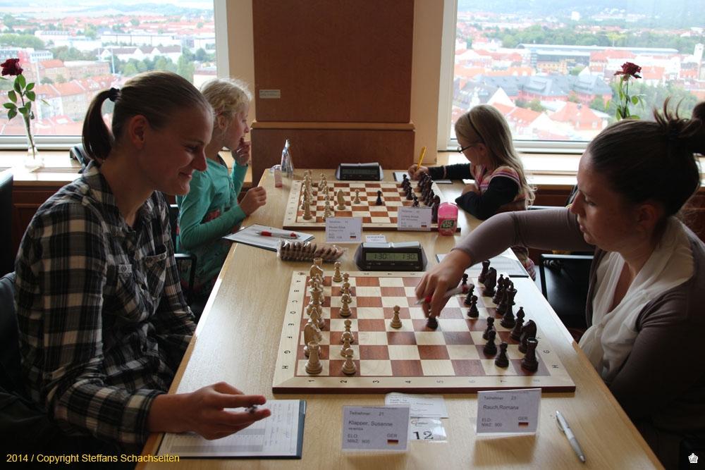 Susanne Klapper, unsere Turniereinsteigerin hat Großes geleistet. Frau Schach ist beeindruckt, denn sie kam von den ersten Turnieren immer ohne Punkte nachhause und musste sich mit vielen Törtchen trösten.
